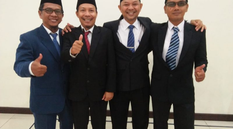 Pergantian Ketua Jurusan dan Sekretaris Jurusan